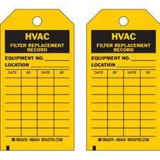 HVAC Tags-86444