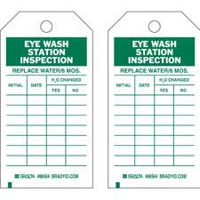Inspection & Material Control Tags-86564