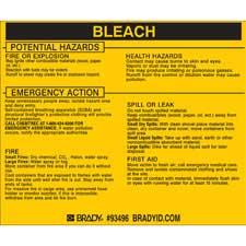 Hazardous Material Label-93496