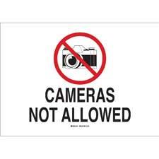 Security Area Sign-95411