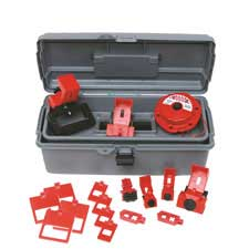 Breaker Lockout Toolbox Kit-99305
