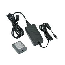 Lithium Ion Rechargeable Battery Pack with AC Adaptor/Battery