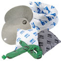 Absorbent SOCs, Pillows and Drum Covers