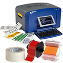 BBP37 Color and Cut Sign and Label Printer and Accessories