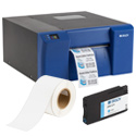 BradyJet Color Label Printer and Accessories