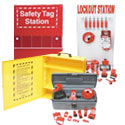 Lockout Tagout Stations and Lockout Tagout Kits