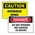Maintenance and Repair Signs