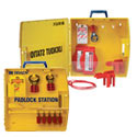 Portable Lockout Tagout Stations