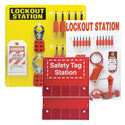 Wall Mounted Lockout Tagout Stations