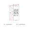 Clear Indoor/Outdoor HandiMark® Tape-142303