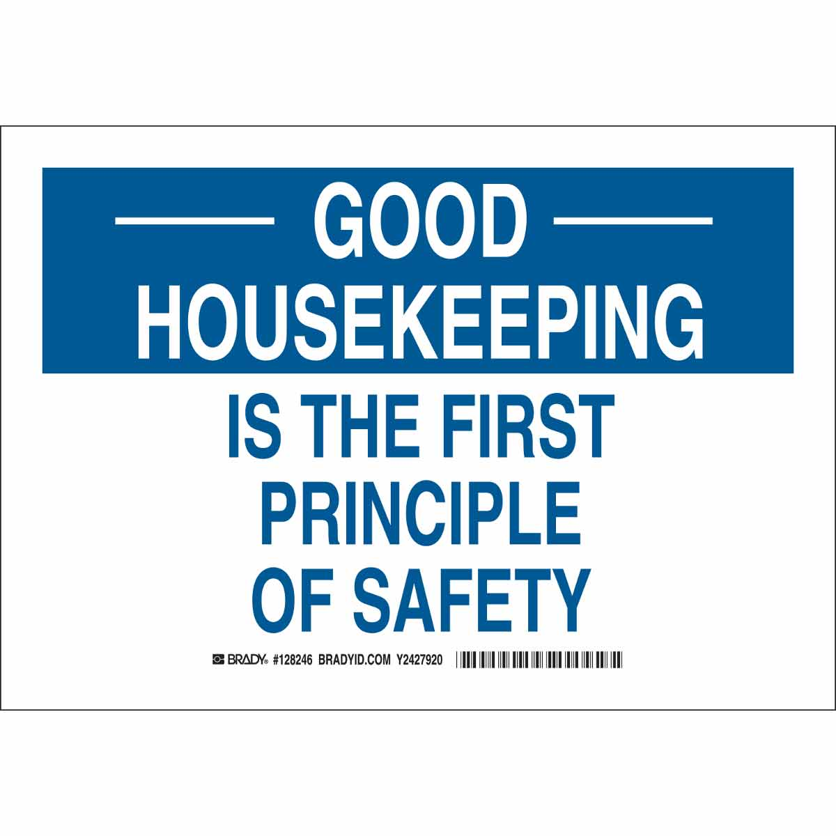 Good Housekeeping: GOOD HOUSEKEEPING Is The First