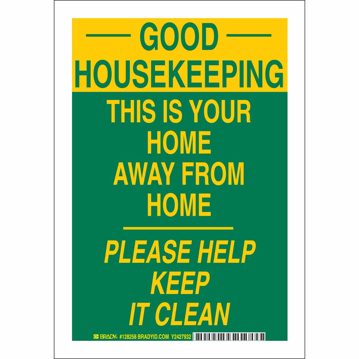 GOOD HOUSEKEEPING This Is Your Home